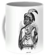 Caddo Chief, 1879 Coffee Mug