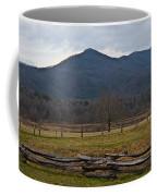 Cade's Cove - Smoky Mountain National Park Coffee Mug