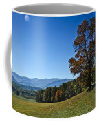 Cades Cove Landscape Coffee Mug