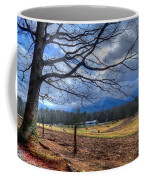 Cades Cove Lane Coffee Mug