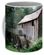 Cade's Grist Mill Coffee Mug by Barry Jones