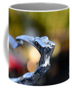 Cadillac Goddess Hood Ornament Coffee Mug by Paul Ward