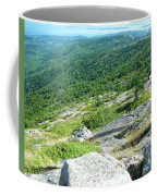 Cadillac Mountain Rocky View Coffee Mug