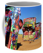 Cadillac Ranch 2  Coffee Mug
