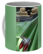 Cadillac Tail Fins Coffee Mug