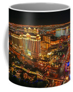 Caesars Palace On The Strip Coffee Mug