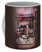 Cafe - Clinton Nj - The Luncheonette  Coffee Mug