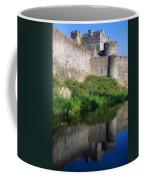 Cahir Castle, River Suir, County Coffee Mug