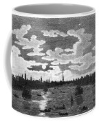 Cairo: Azbakiya Square Coffee Mug