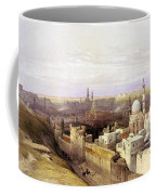Cairo From The West Coffee Mug