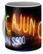 Cajun Casino - Bourbon Street Coffee Mug