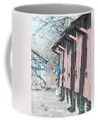 Cajun Country Satellite Dish Coffee Mug