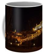 Calahorra At Night Coffee Mug