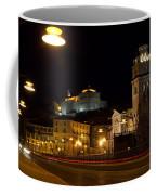 Calahorra Cathedral At Night Coffee Mug by RicardMN Photography