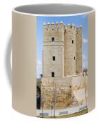 Calahorra Tower In Cordoba Coffee Mug