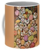 Calaveras Azucar Y Pan Dulce Coffee Mug