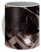 Calculator And Nightlite Coffee Mug