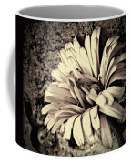 Calendula In Browns Coffee Mug