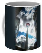 Calgary Tower Hdr Coffee Mug