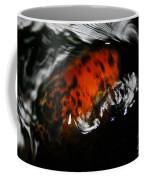 Calico Koi Wake Coffee Mug