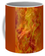 Caliente On Fire With Butterflies Coffee Mug