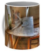 California Mission La Purisima Desk Coffee Mug