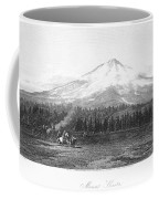 California: Mount Shasta Coffee Mug