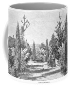 California: Pasadena, 1890 Coffee Mug