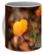 California Poppy Coffee Mug