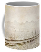 California Railroad Coffee Mug