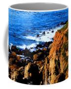 California Waterfront Coffee Mug