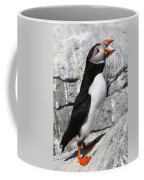 Call Of The Puffin Coffee Mug