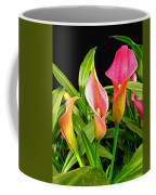 Calla Lillies Coffee Mug