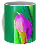 Calla Lily Art  Coffee Mug