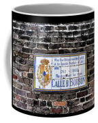 Calle D Borbon Coffee Mug by Bill Cannon