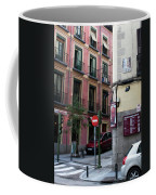 Calle De Vergara Madrid Coffee Mug