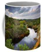Calm River Coffee Mug by Carlos Caetano