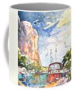Calpe Harbour 04 Coffee Mug
