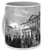 Cambridge University, 1862 Coffee Mug