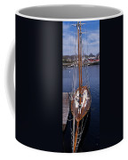 Camden Tall Ship Coffee Mug