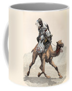 Camel & Rider Coffee Mug