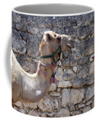 Camel At Sebastia Coffee Mug