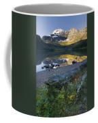 Cameron Lake, Alberta, Canada Coffee Mug