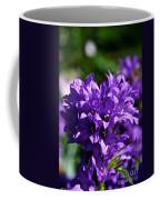 Campanula Glomerata Coffee Mug
