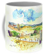 Campo Maior In Portugal 01 Coffee Mug