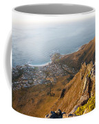 Camps Bay Coffee Mug by Fabrizio Troiani
