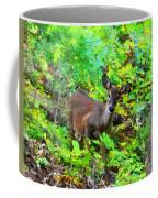 Can I Help You My Deer Coffee Mug