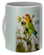 Can You Say Pretty Bird? Coffee Mug