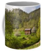 Canaan Valley West Virginia Cabin Coffee Mug