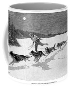 Canada: Fur Trade, 1892 Coffee Mug